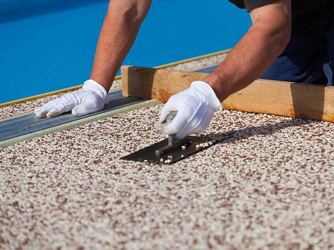 epoxy flake floors